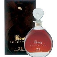 Asbach Selection 21 Jahre 0000 – Brandy, Deutschland, trocken, 0,7l