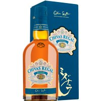 Chivas Regal Mizunara Blended Scotch Whisky in Gp 0000 – Whisky, Schottland, trocken, 0,7l