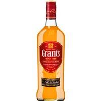 The Grants Family Reserve Blended Scotch Whisky  0000 - Whisky