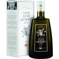 Aalborg Jule Akvavit in Gp 0000 - Obstbrand