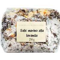 Cascina San Giovanni Sale marino alla lavanda - Meersalz mit Lavendel 0000 - Gewürze