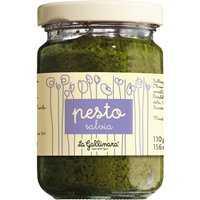 La Gallinara Pesto salvia – Salbeipesto 130g 0000 – Saucen, Pesto & Chutneys, Italien, 0.1300 kg
