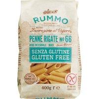 Rummo Penne Rigate N°66 Gluten Free 0000 – Pasta, Italien, 0.4000 kg
