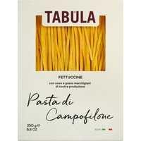 Tabula Fettuccine Pasta di Campofilone 0000 – Pasta – La Campofilone, Italien, 0.2500 kg