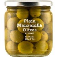 Losada Manzanilla Oliven mit Stein 0000 – Antipasti, Spanien, 0.3350 kg