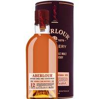 Aberlour Speyside Single Malt Scotch Whisky 12 Years Old Double C...