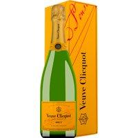 Champagner Veuve Clicquot Brut in Gp   – Schaumwein, Frankreich, trocken, 0,75l
