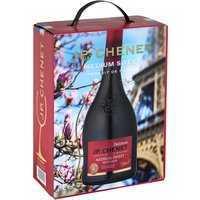 J.P. Chenet Merlot Pays D'Oc Igp 3,0L Bag in Box   – Rotwein, Frankreich, halbtrocken, 3l