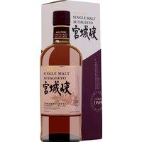 Nikka Whisky Single Malt Miyagikyo in Gp   – Whisky, Japan, trocken, 0,7l