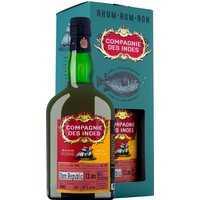 Compagnie des Indes Dom.Republic Rum 13 Jahre in Gp   – Rum, Dominikanische Republik, trocken, 0,7l