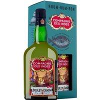 Compagnie des Indes Boulet de Canon Rum N° 6 in Gp   – Rum, Panama, trocken, 0,7l