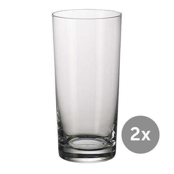 Villeroy & Boch Longdrinkglas 2er-Set Purismo Bar