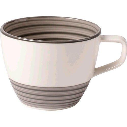 Villeroy & Boch Kaffeetasse 0,25 l Manufacture Gris