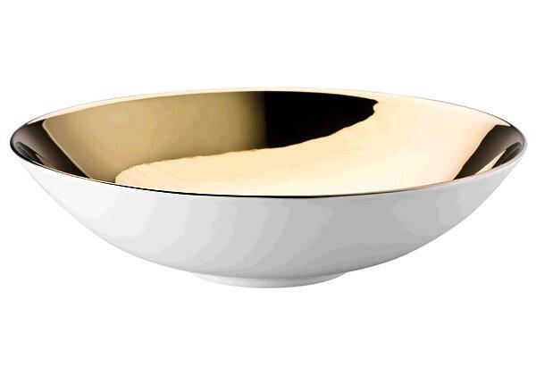 Rosenthal Schüssel 4,0 l x 35 cm TAC Skin Gold