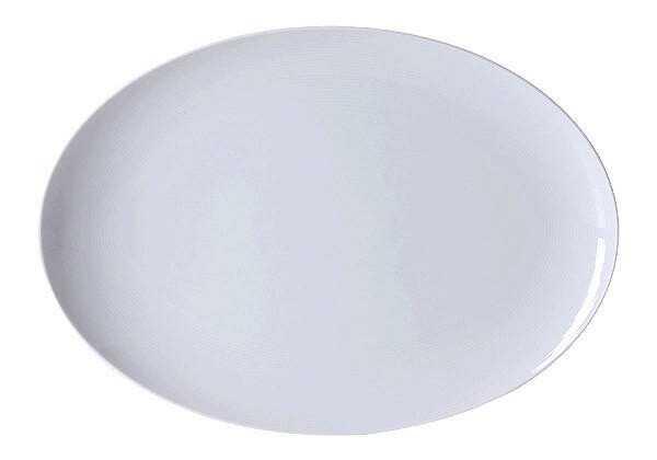 Thomas Platte 40 cm Loft Weiß