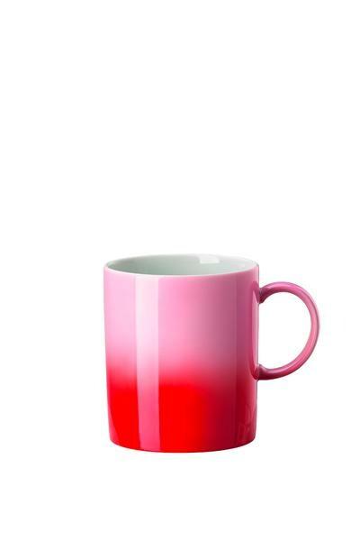 Thomas Becher mit Henkel BeColour Susa Pink