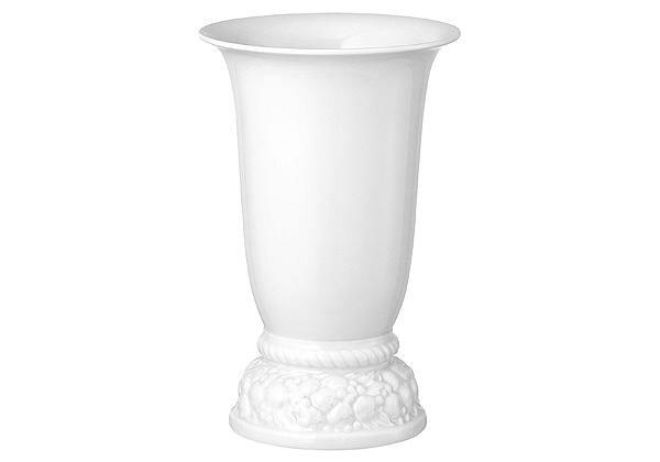 Rosenthal Vase 18 cm Maria weiss