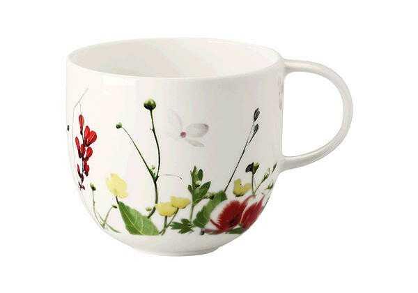 Rosenthal Kaffeetasse 0,2 l Brillance Fleurs Sauvages