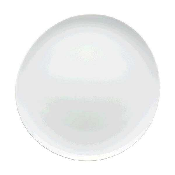 Rosenthal Teller flach 27 cm Junto Weiß