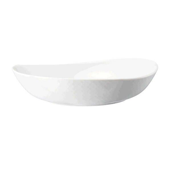 Rosenthal Teller tief 22 cm Junto Weiß