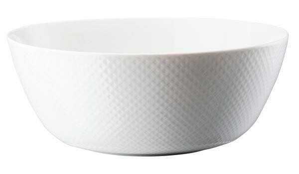 Rosenthal Schüssel 26 cm Junto Weiß