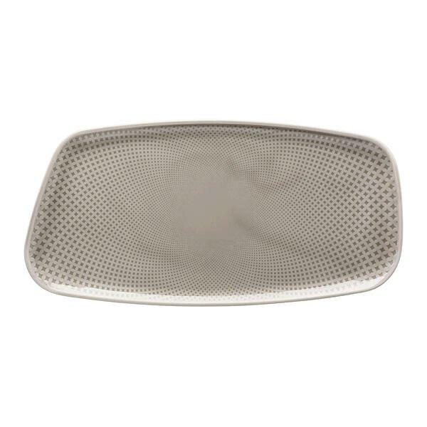 Rosenthal Platte 30 cm Junto Pearl Grey