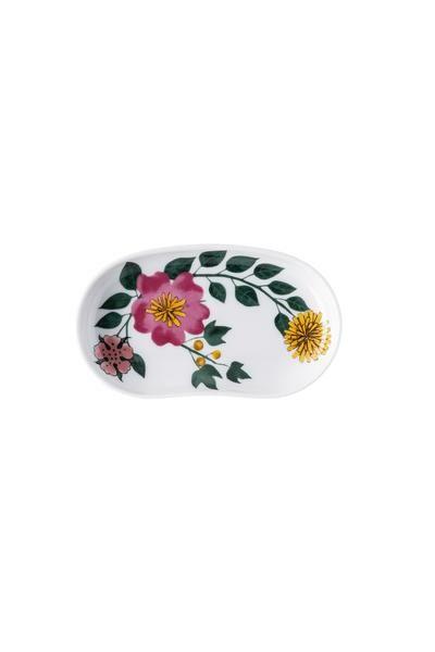 Rosenthal Schälchen bohnenförmig Magic Garden Blossom