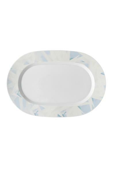 Rosenthal Platte 40 cm Velvet Blue