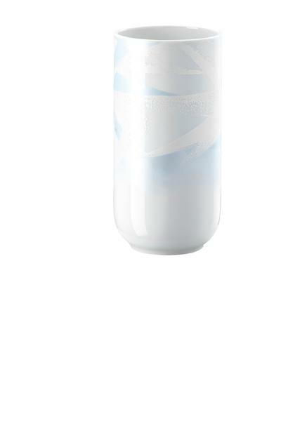 Rosenthal Vase 22 cm Velvet Blue