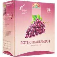 Walthers Roter Traubensaft – in der 3 Liter Box   – Säfte, Deutschland, 3l