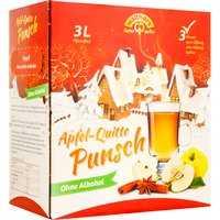 Walthers alkoholfreier Apfel Quitten Punsch – in der 3 Liter Box …, Deutschland, 3l