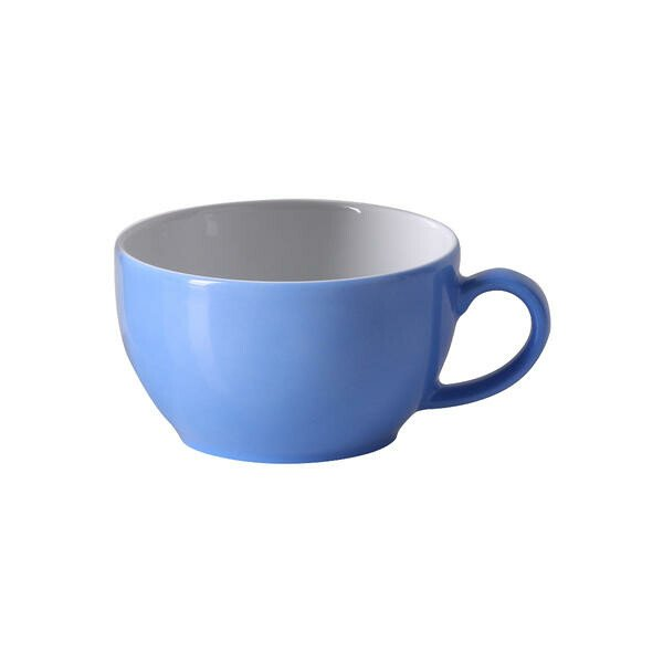 Dibbern Kaffeetasse 0,25 l Solid Color lavendelblau