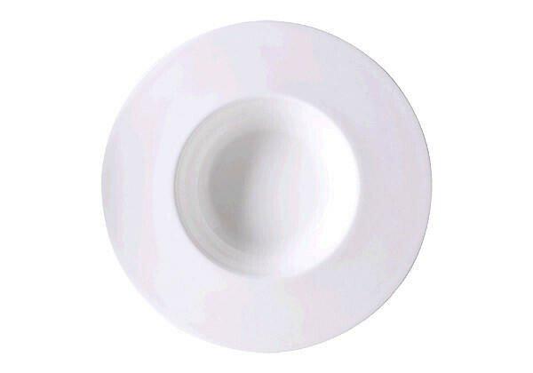 Dibbern Teller tief 26cm 0,25 l Bone China Pure