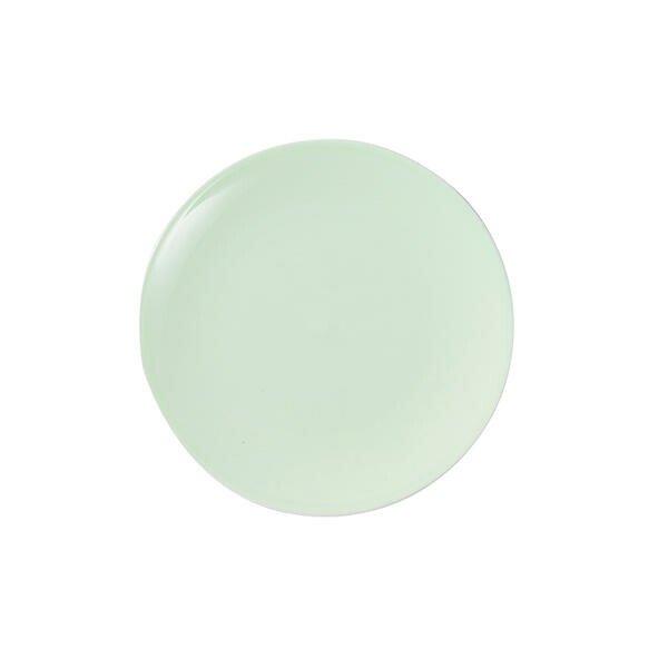 Dibbern Teller flach 21cm Pastell mint