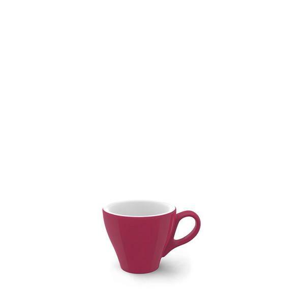 Dibbern Espressotasse 0,09 l Classico Solid Color himbeere