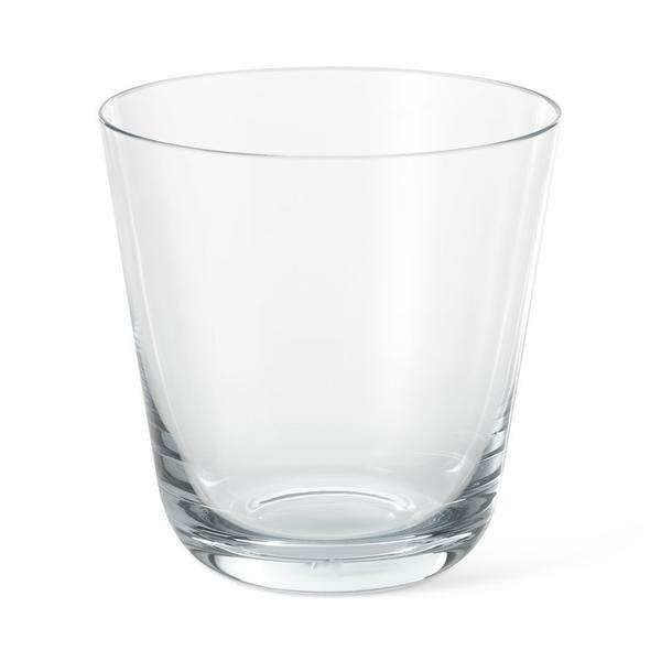 Dibbern Glas 0,25 ltr. Capri klar