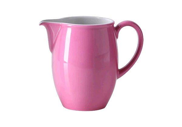 Dibbern Krug 0,50 l Solid Color Pink