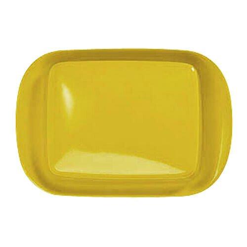 Dibbern Butterdose Solid Color sonnengelb