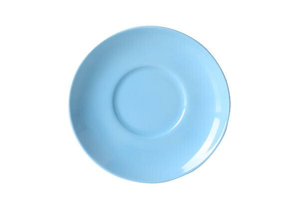 Dibbern Untertasse 0,25 l Solid Color hellblau