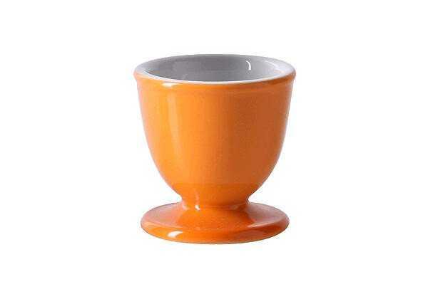 Dibbern Eierbecher Solid Color Orange