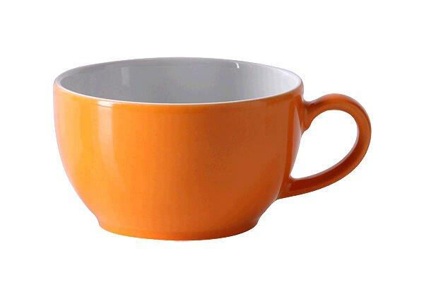 Dibbern Kaffeetasse 0,25 l Solid Color orange
