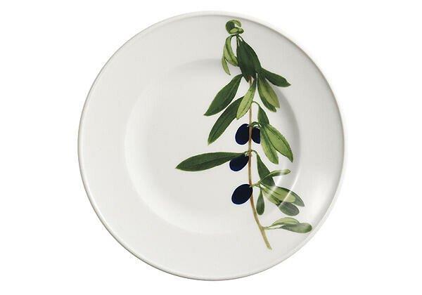 Dibbern Speiseteller 26,0 cm Herbaticum Olive