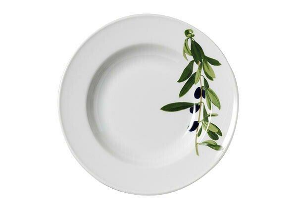 Dibbern Suppenteller 23,0 cm Herbaticum Olive