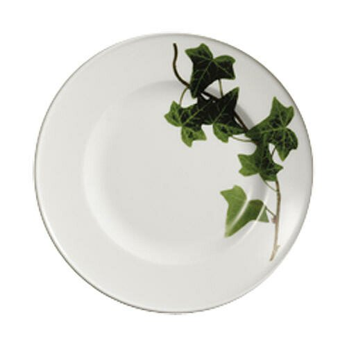 Dibbern Frühstücksteller 19 cm Herbaticum Efeu