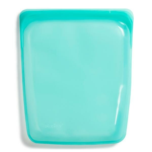 Stasher Silikonbeutel 1,92 l Half Gallon Bag Aqua