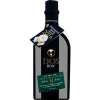 Dos Ron Solera 8 Jahre    – Rum, Dominikanische Republik, trocken, 0,5l