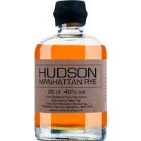 Hudson Manhattan Rye Whiskey 0,35L   – Whisky, USA, trocken, 0.3500 l