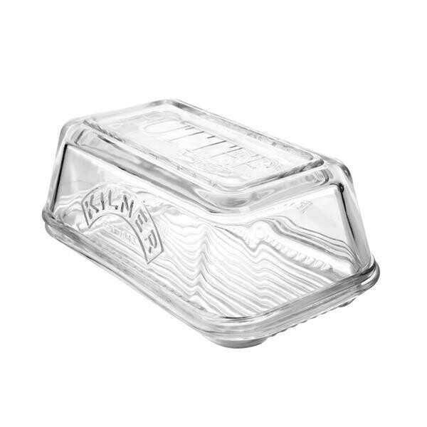 Kilner Butterdose Glas 17x10x7,2cm