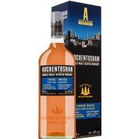 Auchentoshan Single Lowland Malt Whisky Three Wood   - Whisky