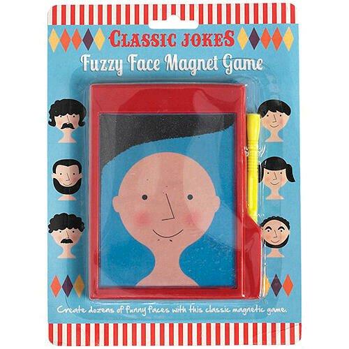 Rex International Magnetspiel Fuzzy Face